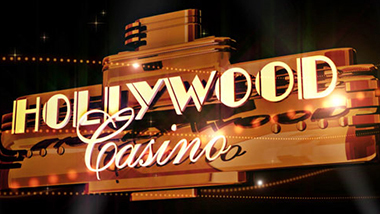 Hollywood Casino sign