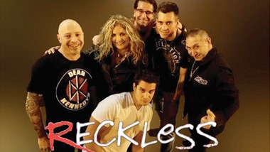 Reckless Band Promo Photo