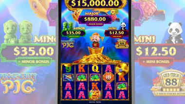 New slot machine Prosperity Pig